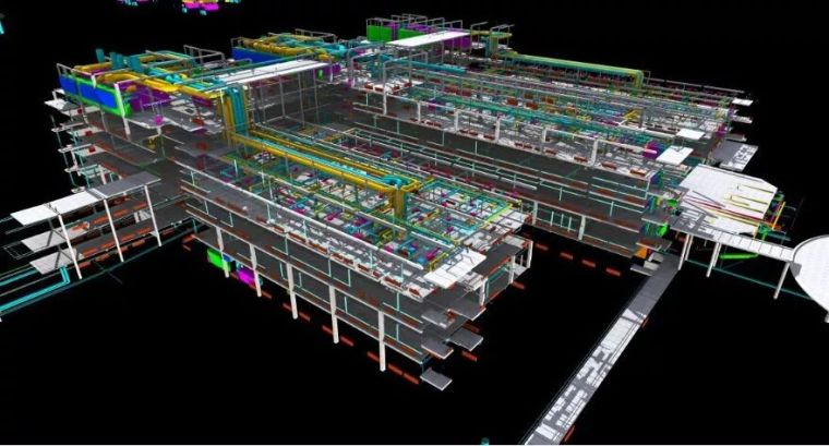BIM管理——在施工管理中的应用
