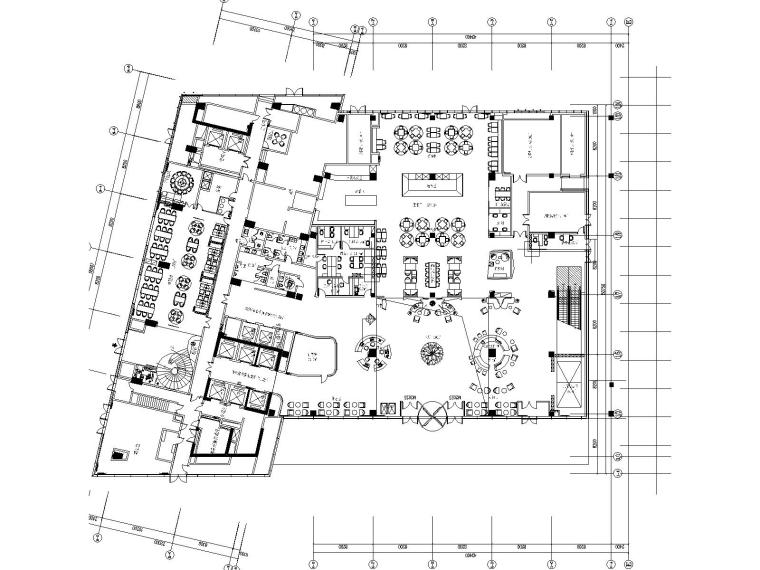 长沙国际会展中心配套酒店室内装修施工图