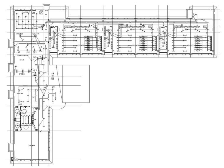 青岛安置房电气设计含招标文件及地勘