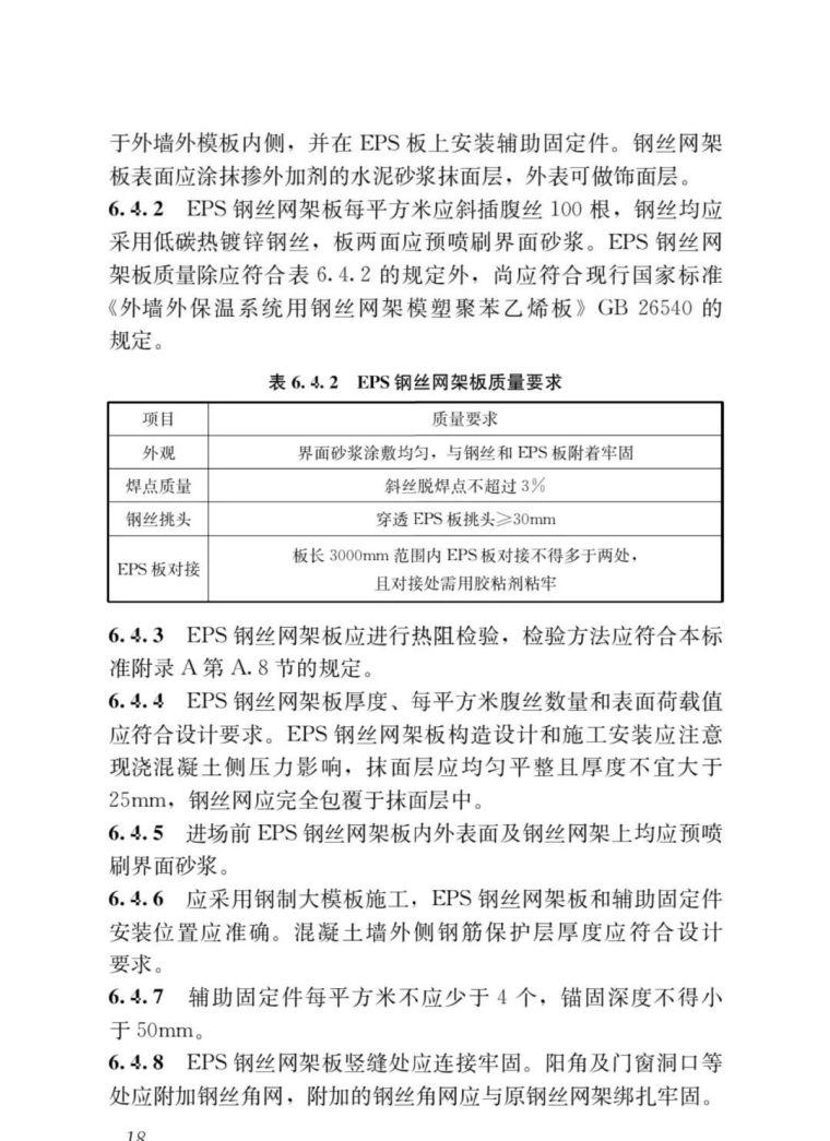 《外墙外保温工程技术标准》JGJ144-2019批_23