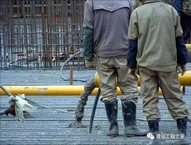 天气转凉,该如何确保混凝土施工质量?