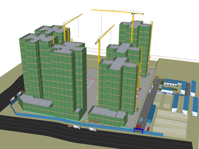 商业高层住宅项目铝合金模板深化手册PPT