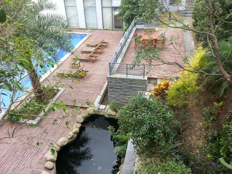 独特的别墅庭院景观怎么做?看这里!