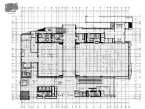 北京璞瑄酒店室内装修全套CAD施工图+效果图