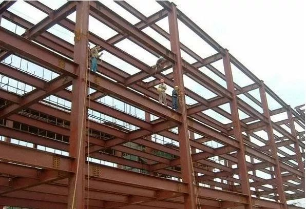 钢结构构件表面的除锈