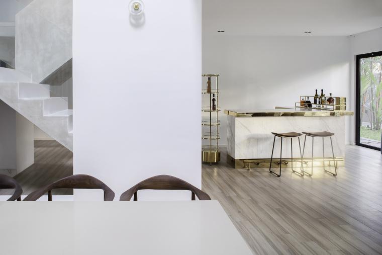 马来西亚吉隆坡三层500m²住宅高清摄影+平面