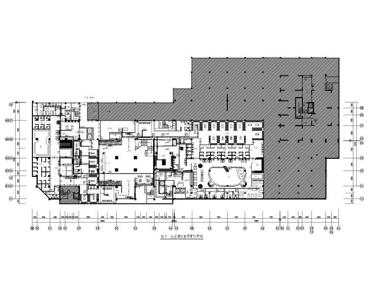 云南君悦天下二十一层酒店暖通设计施工图