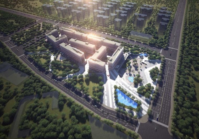 大宸设计:商业住宅建筑设计案例·蔚来云城
