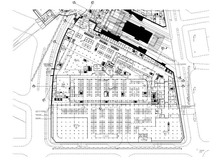 [上海]前滩25号太古里规划方案+建筑图