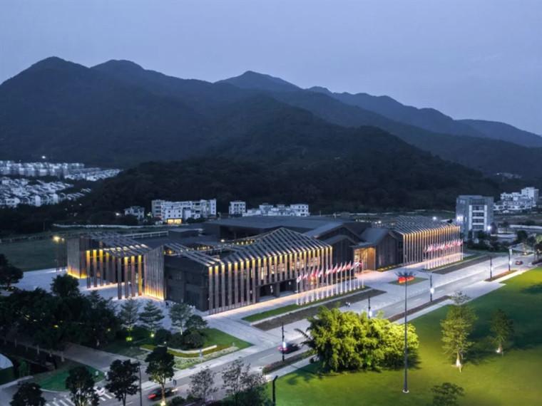 广州从化生态设计小镇景观