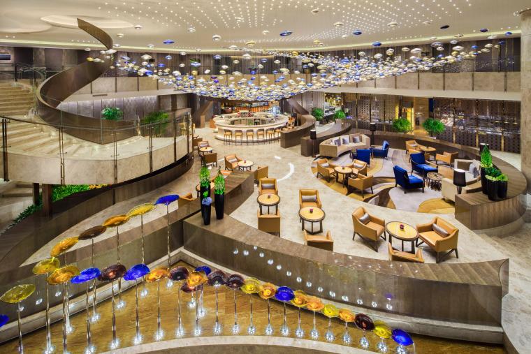 成都希尔顿酒店高清摄影+视频丨73P丨239M