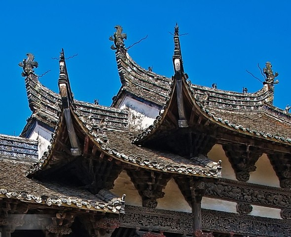 [合集]中国古建之美丨附70套古建&设计资料_113