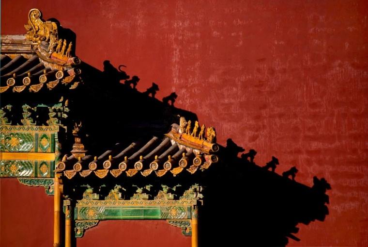 [合集]中国古建之美丨附70套古建&设计资料
