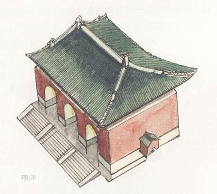 [合集]中国古建之美丨附70套古建&设计资料_124