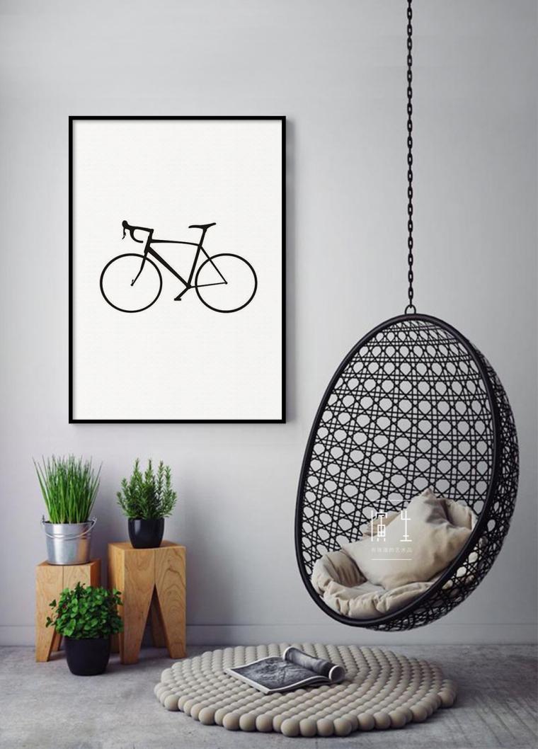 室内装饰画定制|现代室内设计高清原图素材