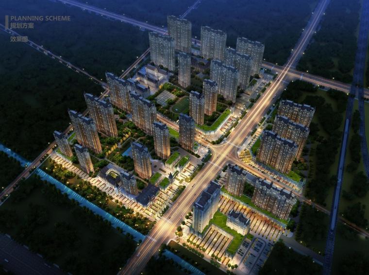大宸设计:英式住宅建筑设计案例·菏泽首府
