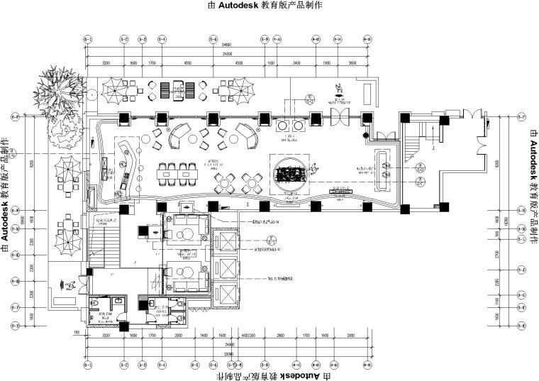 天津项目售楼处施工图+PPT&PDF方案+效果图