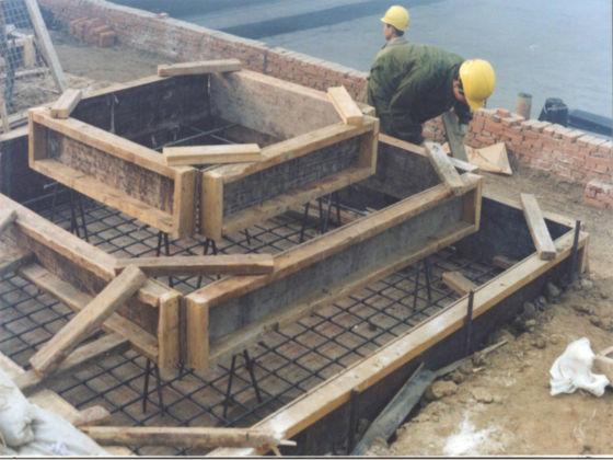 建筑施工技术之模板工程施工工艺