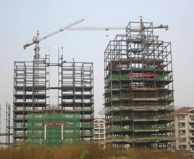 多高层建筑钢结构设计