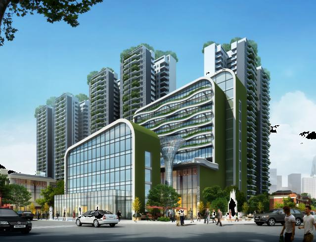 [深圳]建筑工程项目环境管理的方案