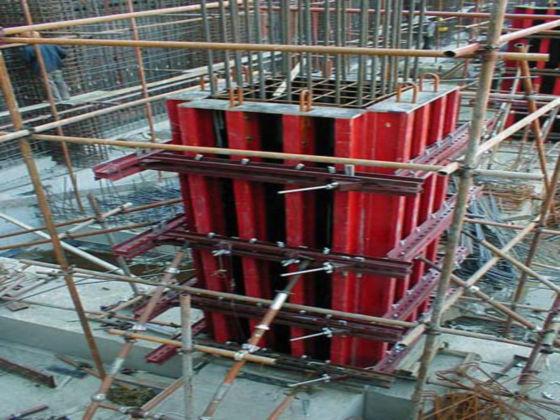 模板工程施工工艺的基本要求和施工方案