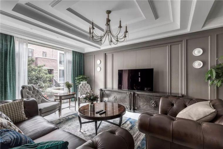 300㎡豪华别墅,灰色调演绎出的高级感美宅