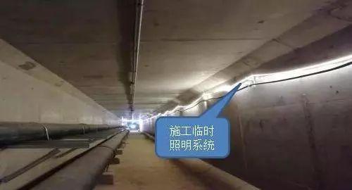 管廊内部基本配置有哪些?
