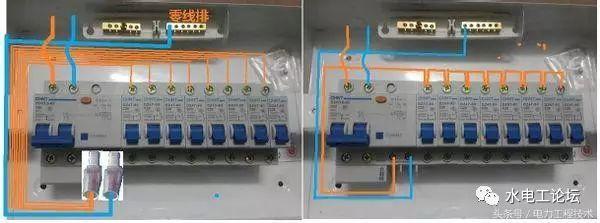 配电箱的二次接线流程,这个太专业了,值得