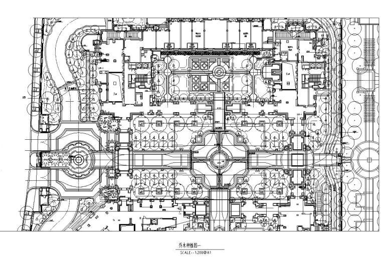 [浙江]杭州新绿园植物CAD施工图、实景图