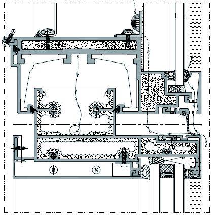 全球首个自由形态外骨骼网架结构幕墙_21