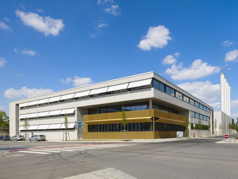 卢森堡基希贝格办公楼