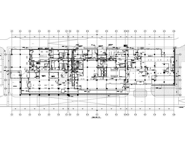 八层公寓式酒店风冷热泵空调系统设计施工图