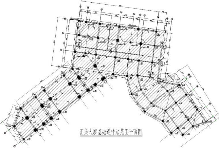 大厦工程逆作法专项施工方案(50页)