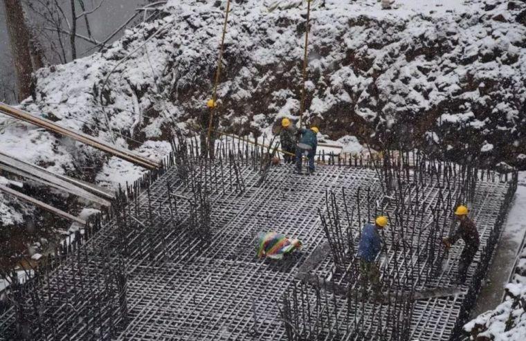 冬季浇筑混凝土,要注意哪些要点?