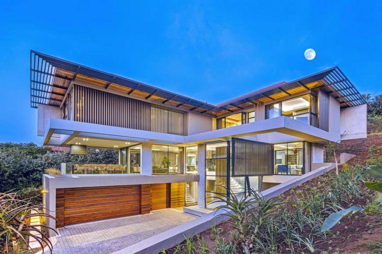 82套住宅、别墅建筑设计方案SU模型