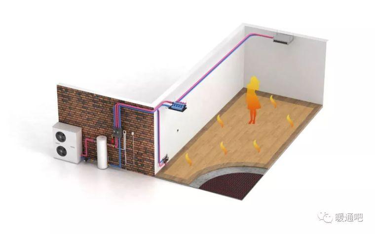 空气源热泵两联供系统冬季采暖前注意事项