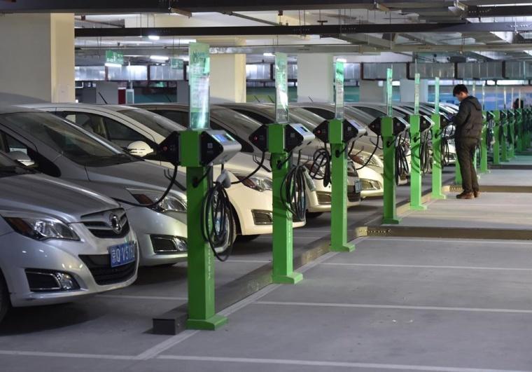电动汽车充电桩电气设计-附资料10套