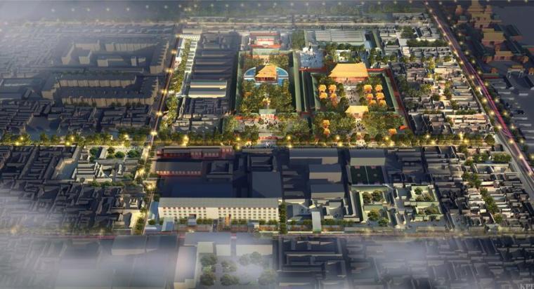 KPF-北京国子监艺术酒店建筑规划方案丨135P