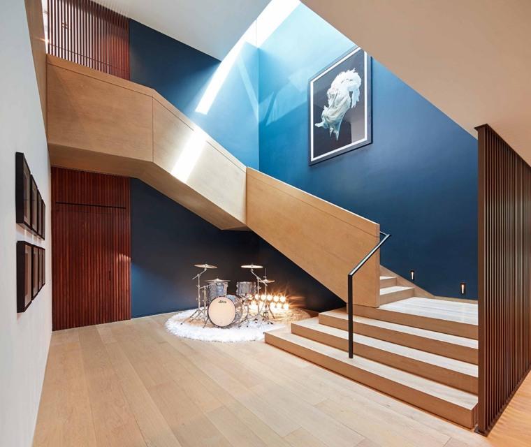 现代极简轻奢楼梯设计案例合集255P