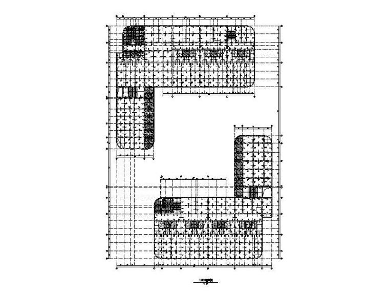 [贵阳]3层框架幼儿园结构施工图2016