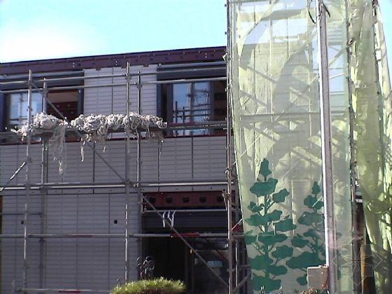 钢结构住宅建造过程(附照片)
