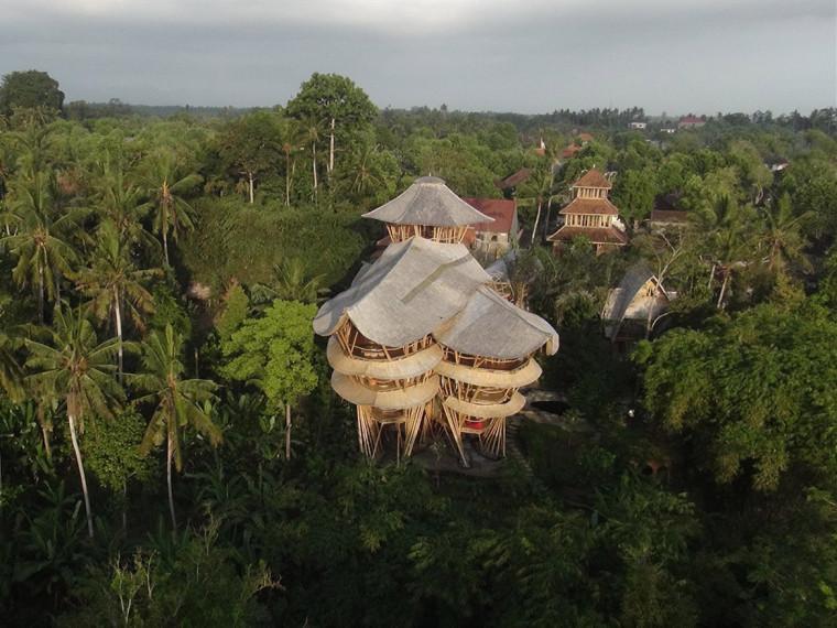 印度尼西亚巴厘岛温泉会馆