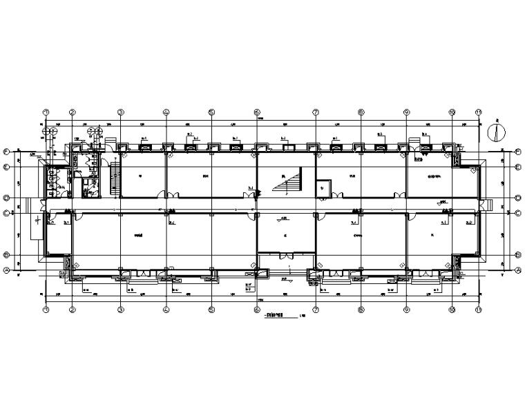 山东青岛社区改造给排水设计施工图