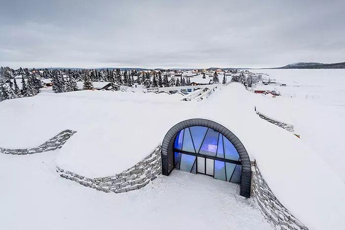 全世界最冷的酒店IceHotel_附15套酒店资料