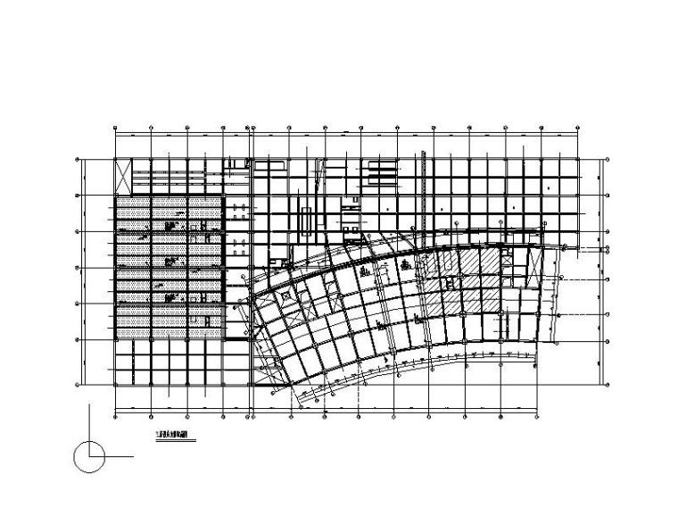 20层框架剪力墙酒店结构施工图2017(含建筑)