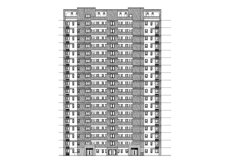 城中村改造安置房含材料品牌库土石方控制价