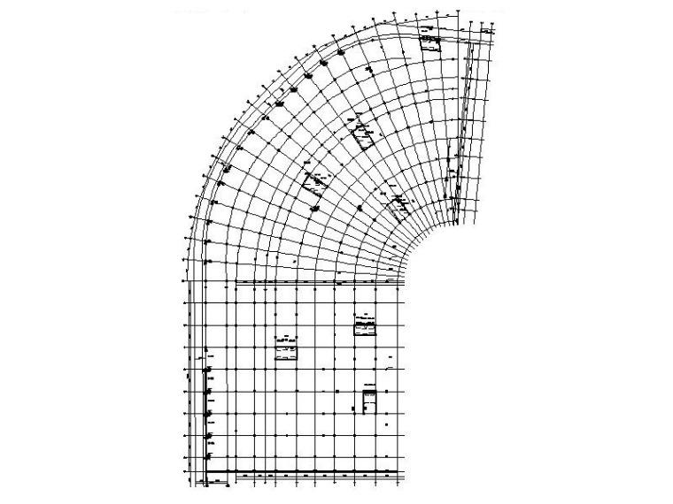 5层商业街框架-剪力墙结构施工图2016