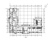 青島生物藥物研發項目暖通施工圖