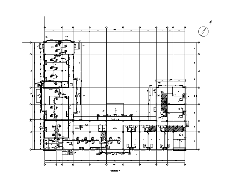 青岛生物药物研发项目暖通施工图