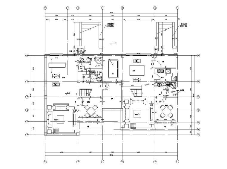 合院住宅建筑住宅楼设计图